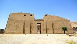Madinat Habu Temple