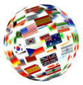 bandiere globe