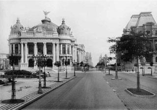 Rio TeatroMunicipal 1909