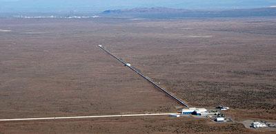 LIGO vista aerea