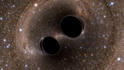 black holes gravity