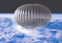 pallone stratosferico